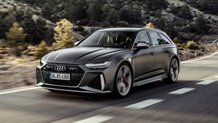 Audi team announces first details about the upcoming RS 6 Avant!