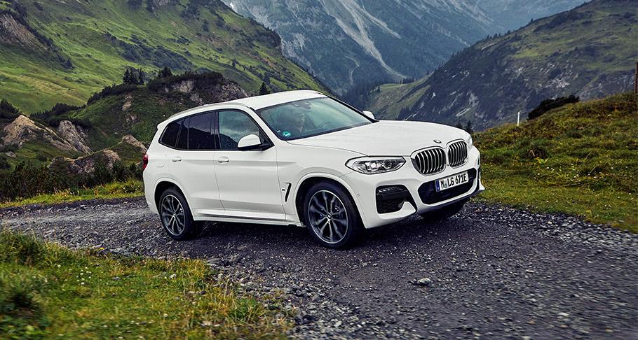 2020 BMW X3 xDrive