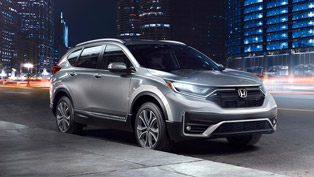 honda cr-v is named green suv of the year! details here!