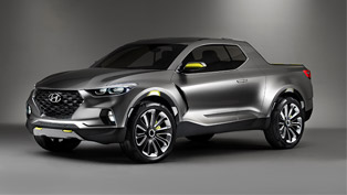 hyundai announces the start of production of new santa cruz cuv!