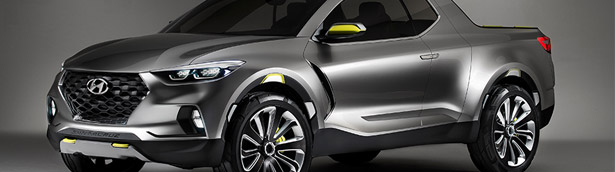 Hyundai announces the start of production of new Santa Cruz CUV!