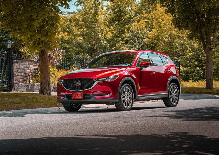 2020 Mazda CX-5 Reserve