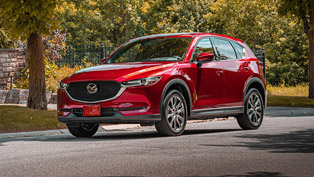 2020 Mazda CX-30 is awarded by Euro NCAP! Details here!