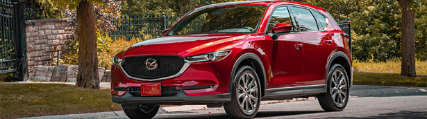 Mazda reveals details about 2020 CX-5 trim levels