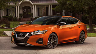 2020 nissan maxima is rated as
