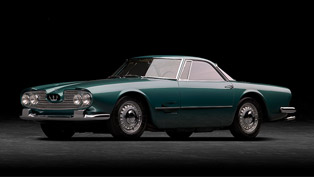 maserati celebrates the 60th anniversary of the exclusive 5000 gt model!