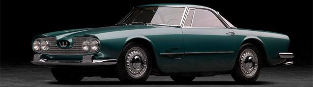 Maserati celebrates the 60th anniversary of the exclusive 5000 GT model!