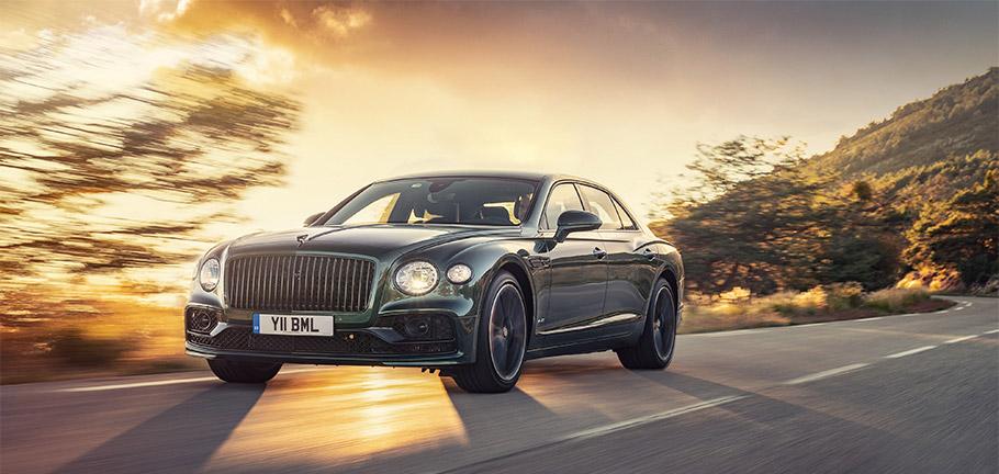 2019 Management Today Bentley