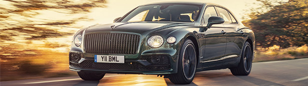 Bentley Motors is named Britain's Most Admired Car Company! Details Here!