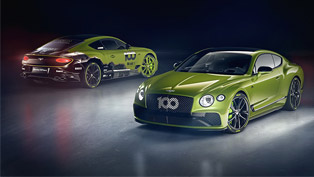 bentley releases new continental gt limited edition!