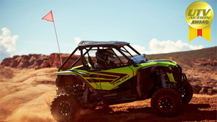 honda talon lineup wins prestigious recognition