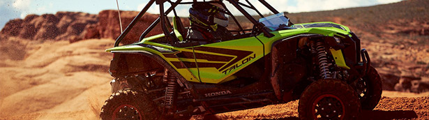 Honda Talon lineup wins prestigious recognition
