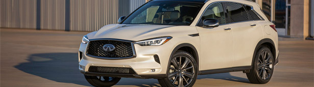 INFINITI QX50 Consumer Guide Automotive Best Buy Award!