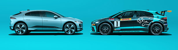 Jaguar upgrades new i-PACE with knowledge from the track
