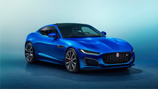 Jaguar presents details for the new F-TYPE lineup
