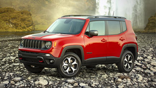 Jeep Renegade receives Superior Rating from IIHS