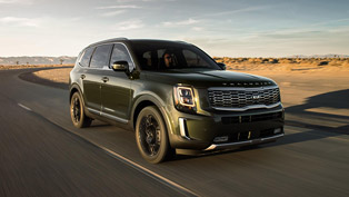 2020 kia telluride takes home one more award