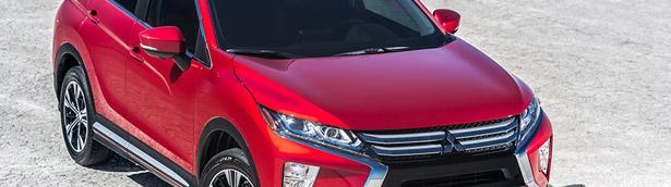 2020 Mitsubishi Eclipse Cross earns overall 5-star rating from NHTSA