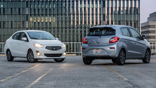 New Mitsubishi Mirage and Mirage G4 take home additional awards!