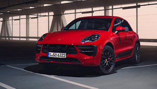 Porsche reveals first details about new 2020 Macan GTS