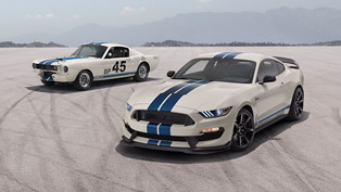 shelby reveals upcoming heritage limited edition models