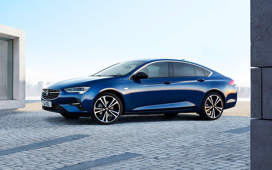 2020 Vauxhall Insignia