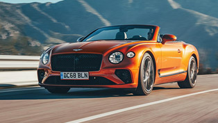 Bentley celebrates a record number of awards and recognition