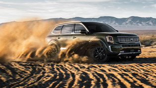 2019 Kia Telluride remains brand's most awarded vehicle