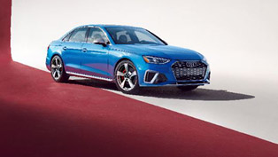 Audi reveals new 2020 A4 models. Check them out!