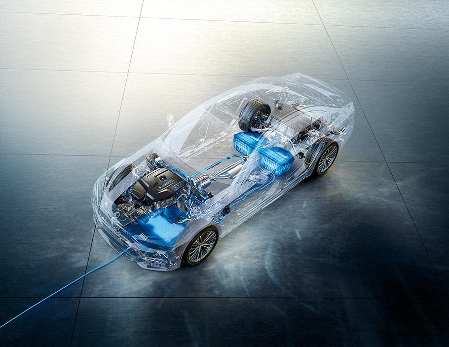 2020 BMW Charging Pilot Station