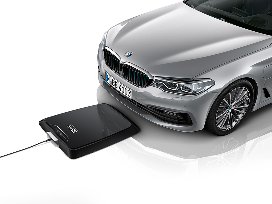 2020 BMW Charging Pilot Station