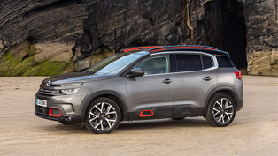 citroen releases new engines for the 2020 c5 aircross lineup