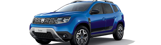 Dacia reveals new SE Twenty upgrade for several lineups