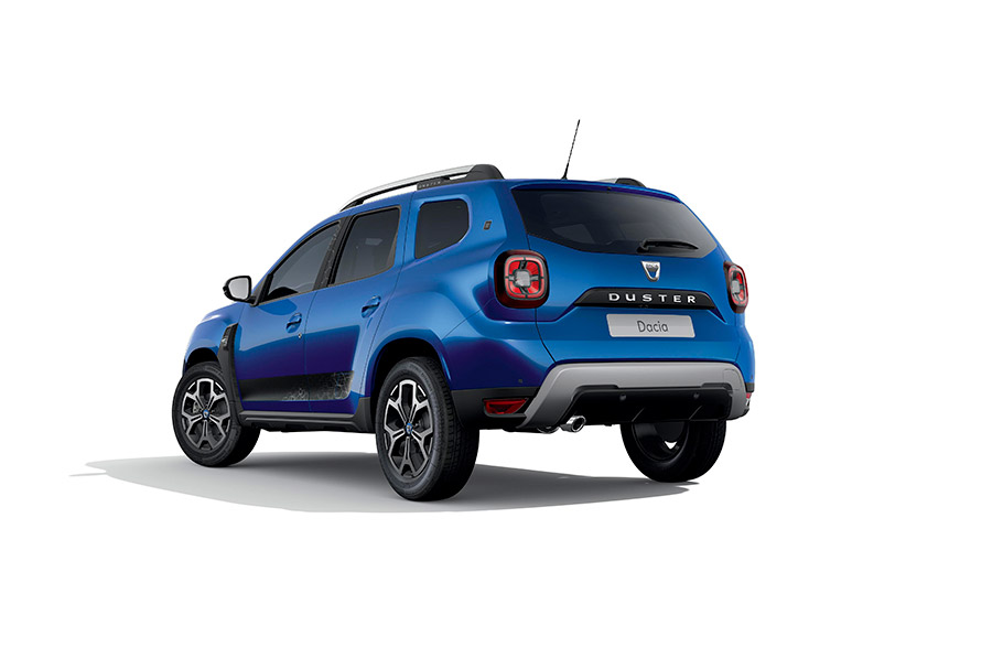 2020 Dacia SE Twenty