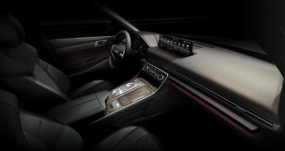 2020 Genesis GV80 SUV