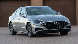 Kelley Blue Book awards new Sonata with 2020 Best Auto Tech Award