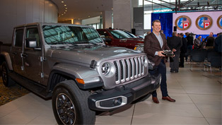 2020 Jeep Gladiator receives a prestigious award