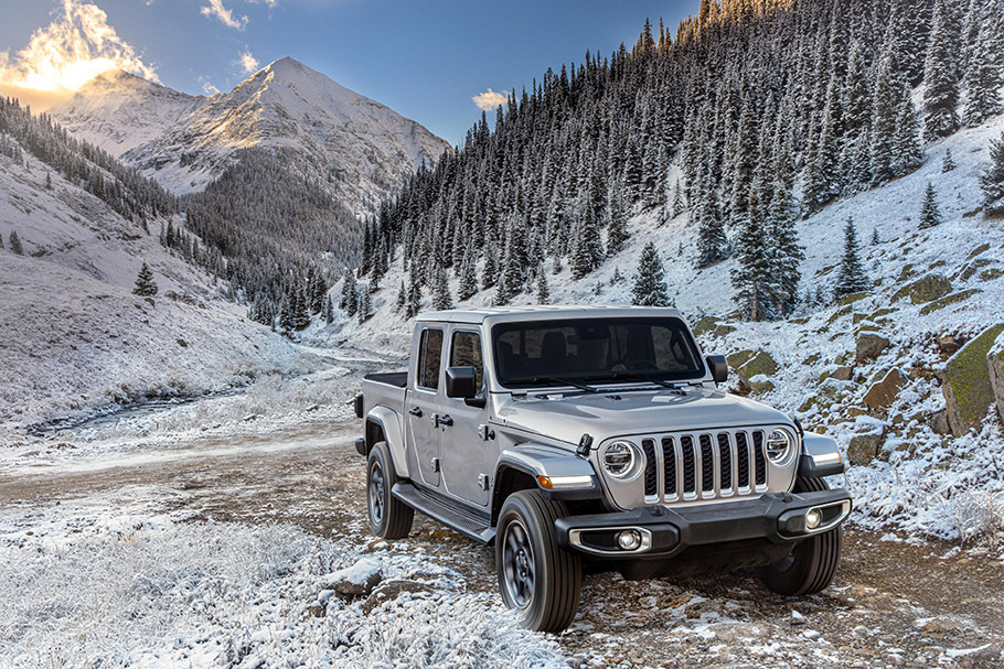 2020 Jeep North Edition Models