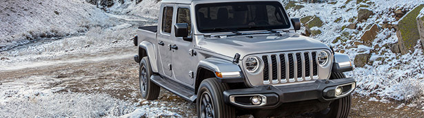 Get ready for winter with Jeep North Edition models! Here are some details!