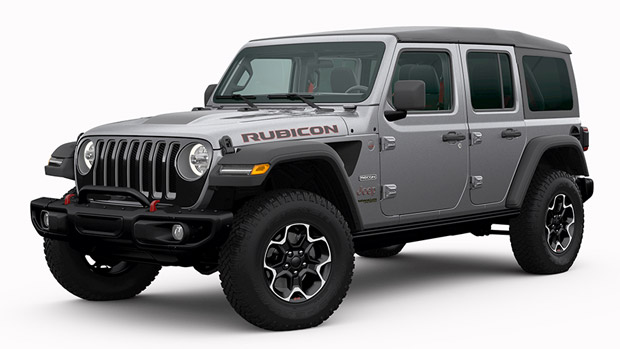 Jeep reveals a revised edition of the Wrangler Rubicon Recon