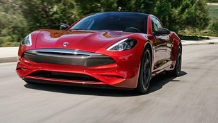 Karma Revero GT takes home an honorable award