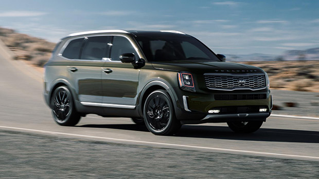 Kia Telluride is the winner at the 2020 ALG Design Innovation event
