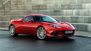 Lotus reveals new Evora GT410 and upgrade packs for other models
