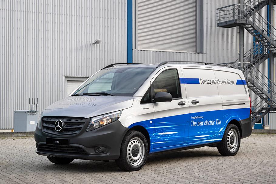 2020 Mercedes-Benz eVITO