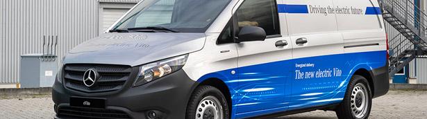 Mercedes-Benz presents a new lineup of eVITO vans. Check 'em out!