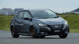 Nissan presents new 4OWER technology at 2020 CES