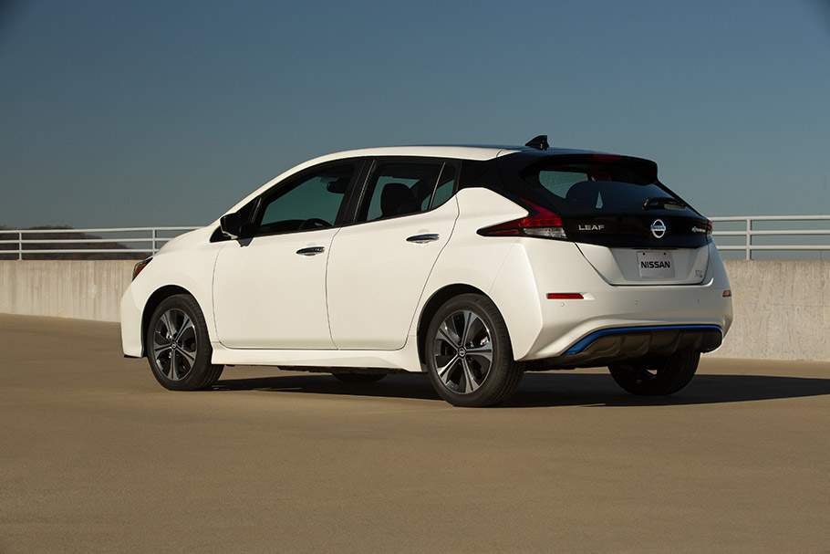 2020 Nissan LEAF SUV Plus