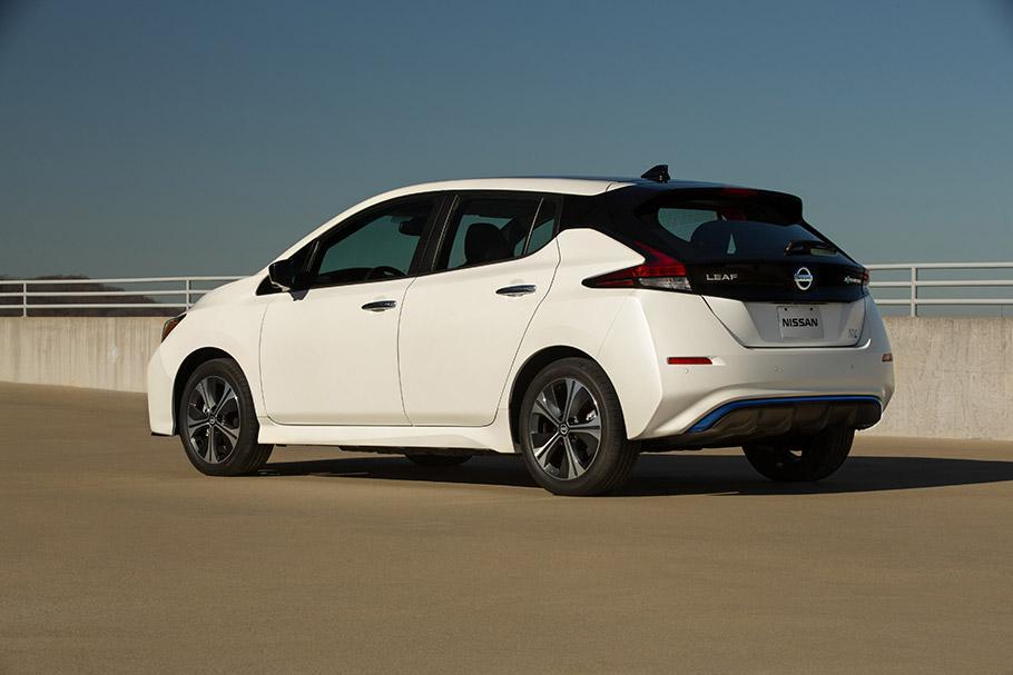 2020 Nissan LEAF SUV Plus