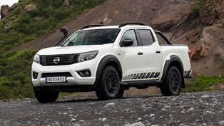 nissan unveils the toughest navara so far - the off-roader at32!
