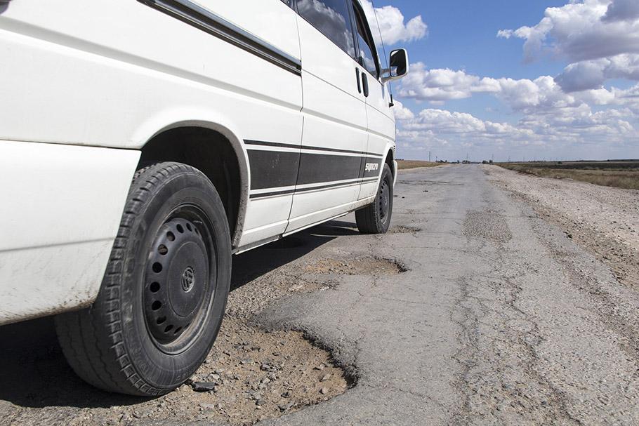 2020 Potholes
